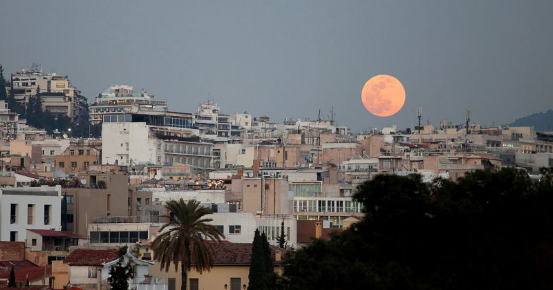 Pink supermoon on the way this week