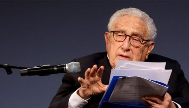 Kissinger says 'even US' can't defeat Covid-19 alone. His solution? Global NWO government, of course