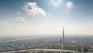 Scientists use the Tokyo Skytree to test Einstein's theory of general relativity