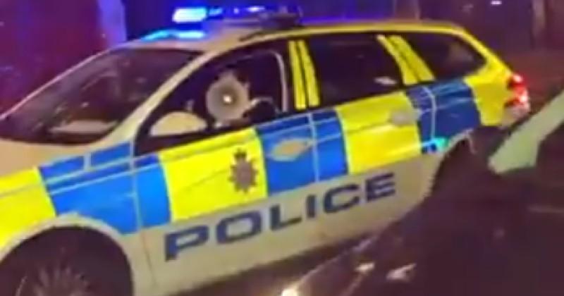 UK Cops Broadcast 'Corona Rap' to Make People Stay Inside