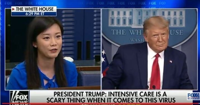 OANN Barred From White House Press Briefings, But Chinese Propaganda Outlet Allowed In
