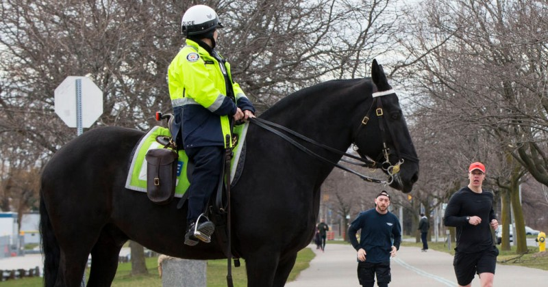 Canada: Police to Make Home Visits to Check Quarantine Compliance