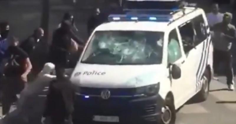 Migrant Youths Riot in Belgium Despite Coronavirus Lockdown