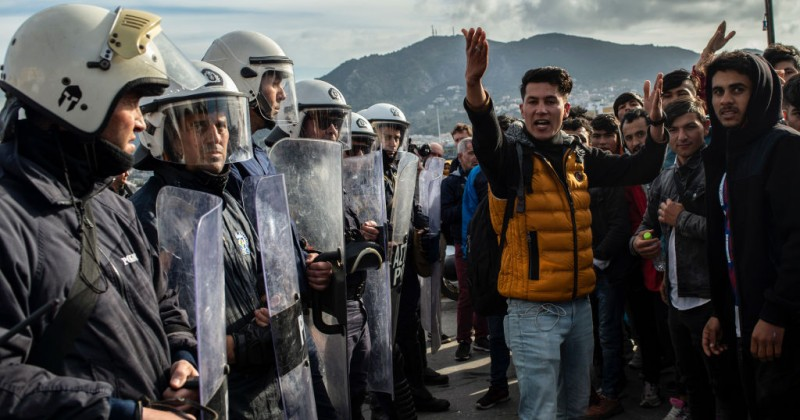Report: Turkey Plans to Send Fresh Wave of Corona-Infected Migrants to Europe