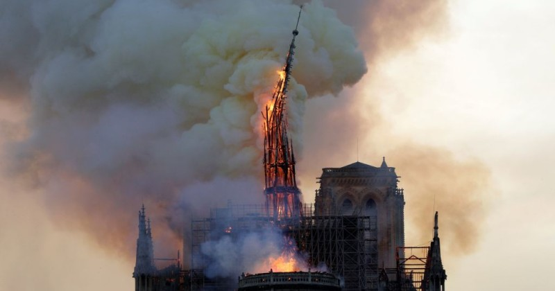 One Year Later, Cause of Notre Dame Fire Remains a Mystery
