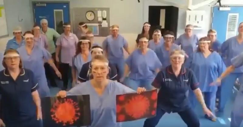"NHS Nurses' Haka Dance Blasted as ""Cultural Appropriation"""