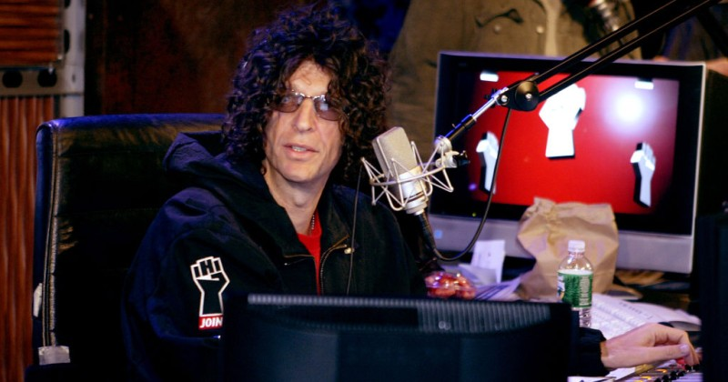 """Howard Stern: Trump Supporters Should All Have a Big Coronavirus Rally, Take Disinfectant and """"Drop Dead"""""""