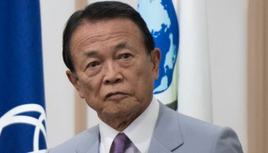 VIDEO: Japanese Vice PM Says WHO Should Be Renamed 'Chinese Health Organization'