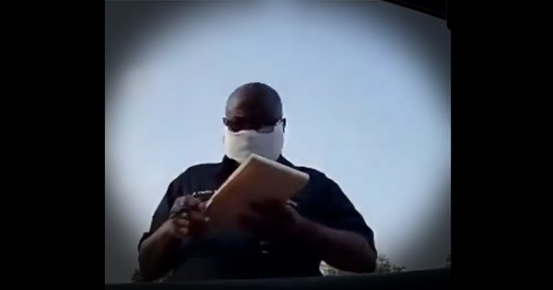 Police Fine Church Members $500 For Attending Drive-In Parking Lot Sermon