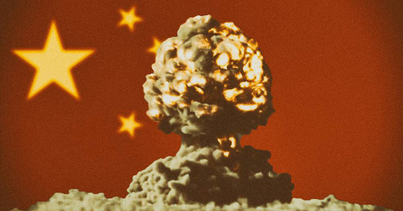 China Strengthens Nukes While The World Dies