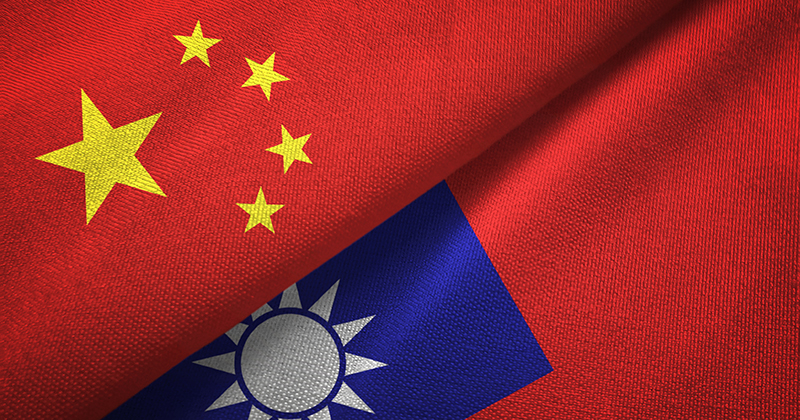 China Announces 'Preparation for Military Struggle' with Taiwan