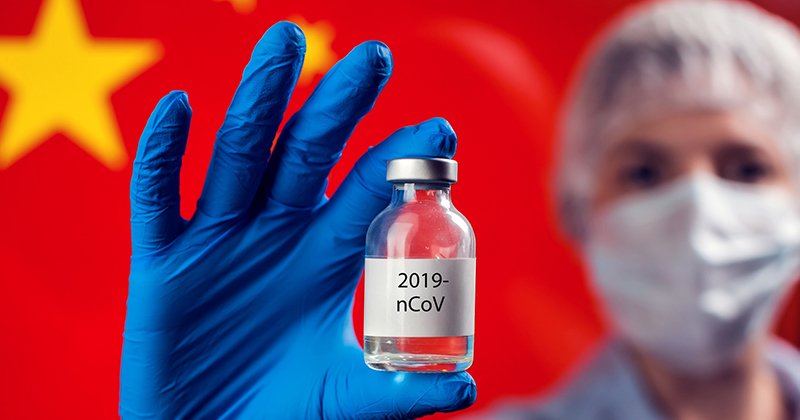 China tried to patent potential coronavirus drug Remsvidir the DAY AFTER Beijing confirmed virus was transmissable between humans