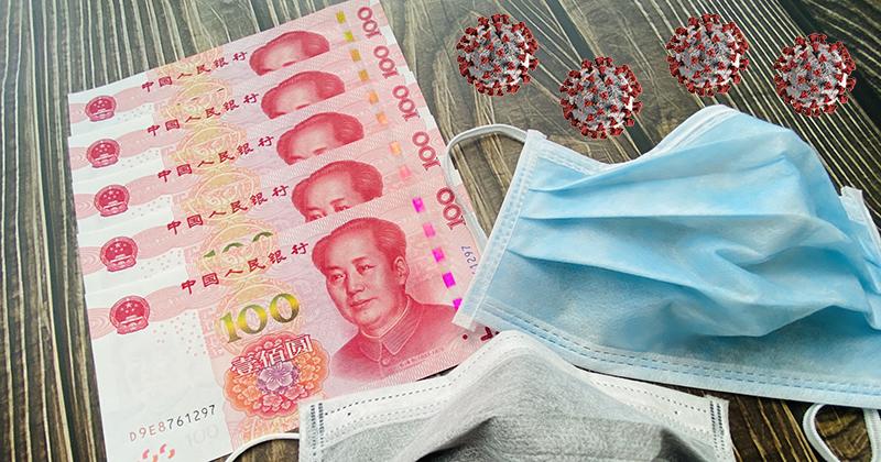 China's Disgusting Profiteering From Coronavirus Spread Exposed