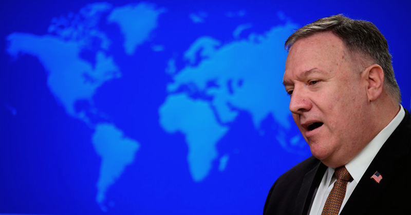 Pompeo: China Has Denied US Permission To Enter Wuhan Lab