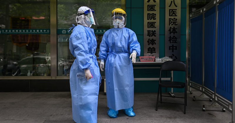 China's Coronavirus Epicenter Wuhan Sees Death Toll Leap by 50%