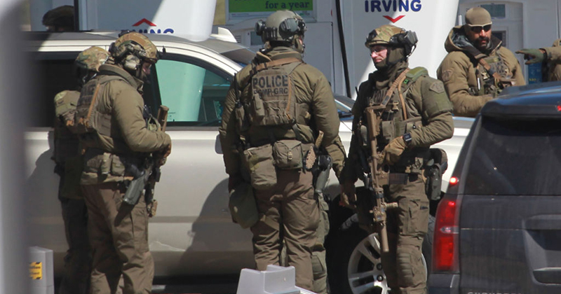 'Denturist in cop disguise' kills 16 in Canada's deadliest mass shooting: What's known so far about Nova Scotia massacre?
