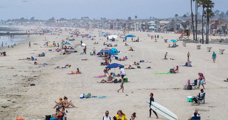 Report: Gavin Newsom to Close All Beaches, State Parks in California