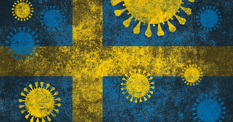Sweden sees record number of coronavirus infections for second day in a row