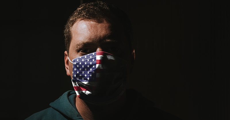 Watch Live! 2nd Wave of Tyranny Coming as Mandatory Masks Go Nationwide