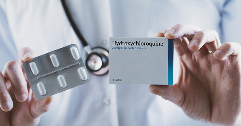 LA Doc Touts Hydroxychloroquine-Zinc Combo: Patients 'Basically Symptom Free' In Hours
