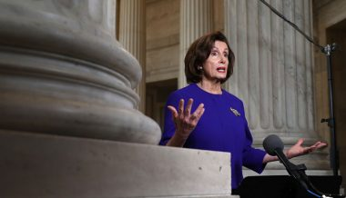Nobody Knows How To Politicize A Pandemic Like Nancy Pelosi