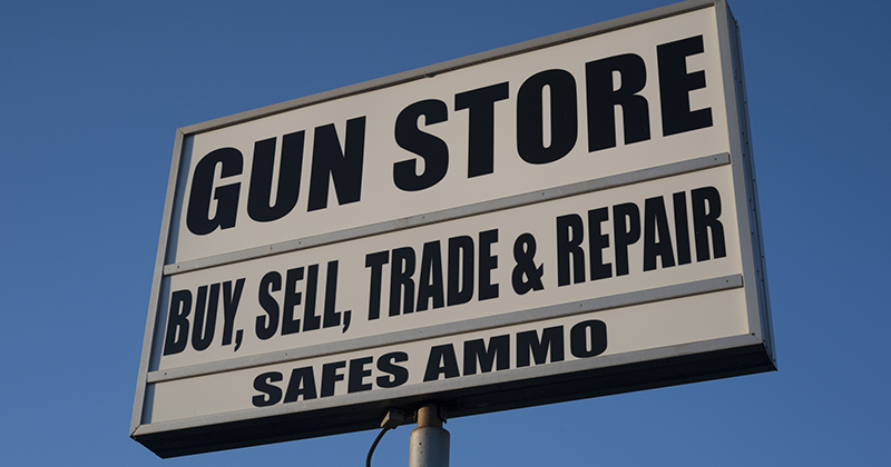 San Francisco City Officials Don't Want People Buying Guns During Pandemic