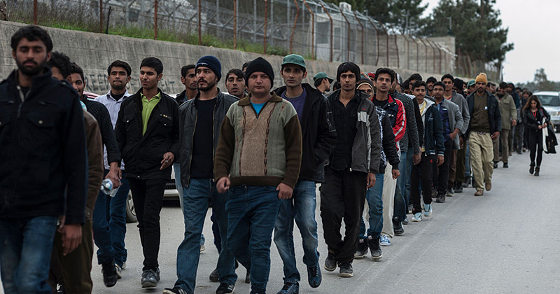 What Shutdown? U.S. Has Reportedly Flown In Over 1,000 Afghan 'Refugees' In Last Four Weeks