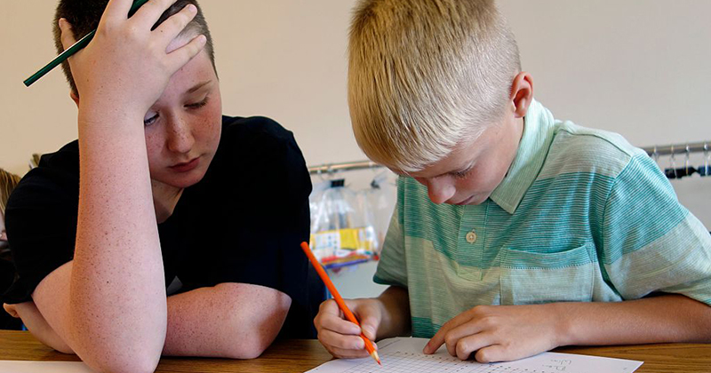 Study Finds 'Historic' Drop In Math, Reading Scores Since Adoption Of Common Core
