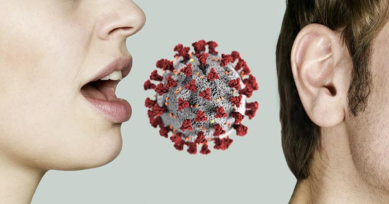 Harvard Doctor Tells White House 'Talking And Breathing Is Spreading Coronavirus'
