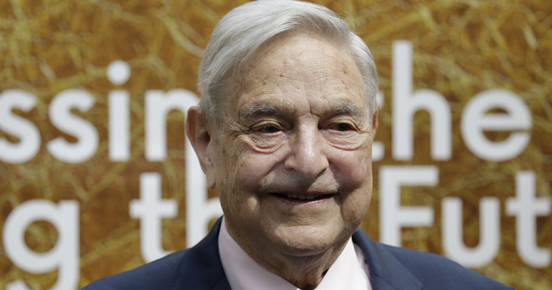 George Soros Org Commits $130M to Virus Relief: 'What Kind of World Will Emerge from This Catastrophe?'