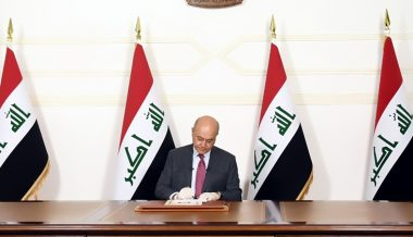 Iraq President Nominates Intelligence Chief as Prime Minister