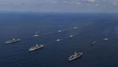 """Air Force General: """"We Have Too Many Ships at Sea"""""""