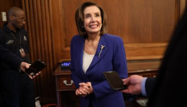 Pelosi Wants Revamped Green Infrastructure Spending Bill Amid Coronavirus Crisis