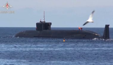 Russian Navy Getting Nuclear-Powered Attack Submarine