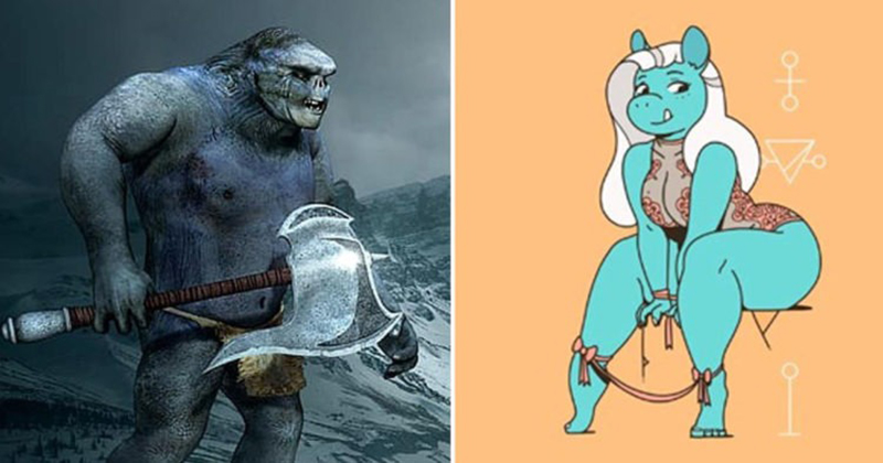 SJWs Complain That Orcs Are 'Racist', Draw 'Soft, Queer' Versions To Combat 'Colonial Portrayals'