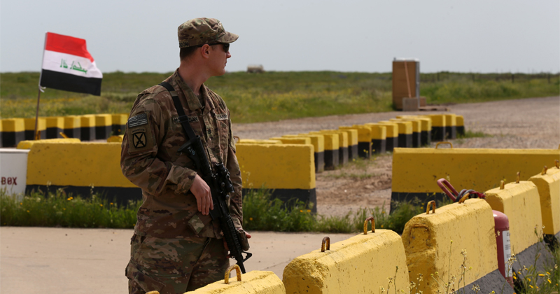 Pompeo Announces 'Strategic Dialogue' With Iraq