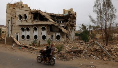 Fears of Millions Becoming Infected Soon in War-Torn Yemen as First COVID-19 Case Recorded