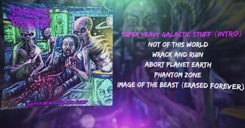 Video: Death Metal Band Uses Alex Jones Rants To Awaken Humanity On New World Order