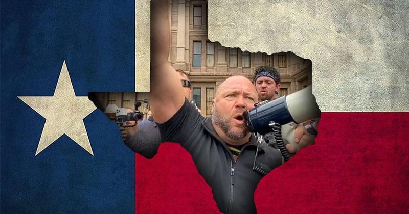 Texans Protest Prolonged Economic Shutdown, Demand America Reopen For Business