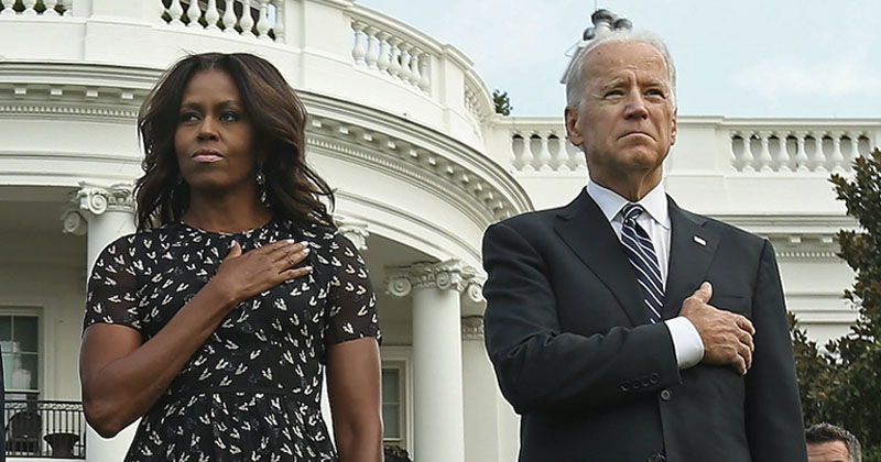 Biden Says He Would Pick Michelle Obama To Be His Vice President
