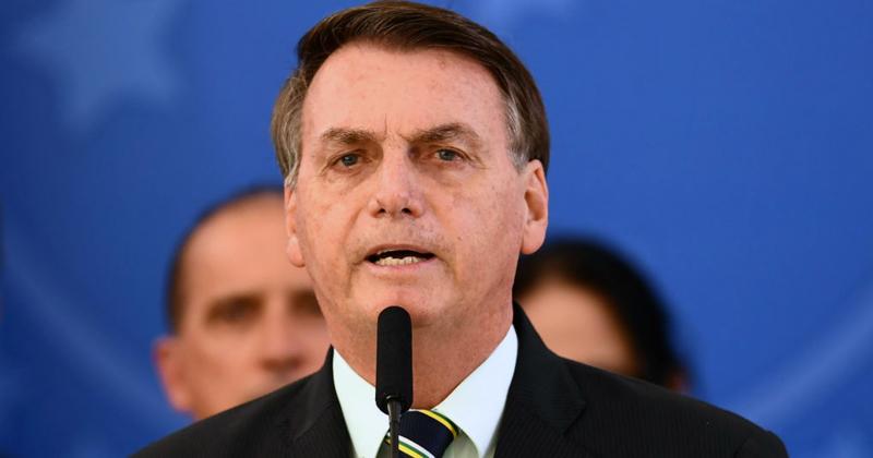 "Brazilian President Bolsonaro Slams WHO for Encouraging Children Younger than 4 to be Taught ""Masturbation"""