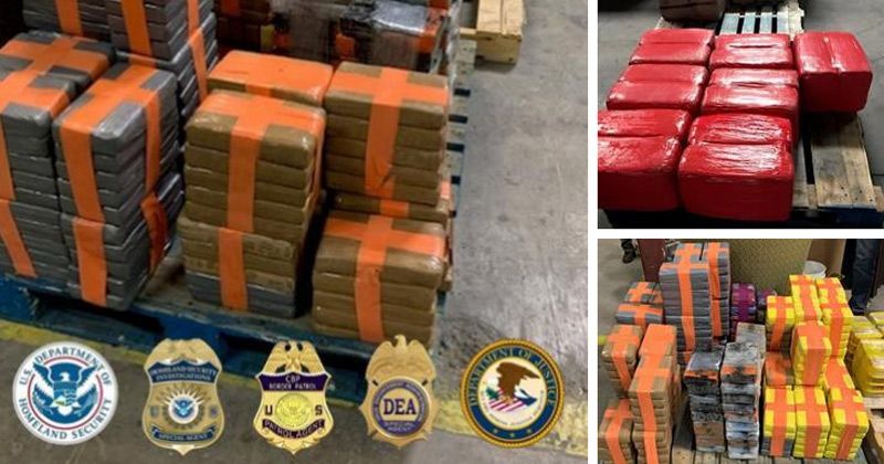 DEA Seizes $29 Million in Drugs Smuggled Through Tunnel from Tijuana to San Diego