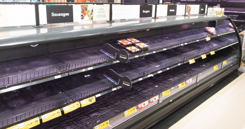 American Countdown: Food Shortages! Oil Collapse! Prepare for Societal and Economic Meltdown!