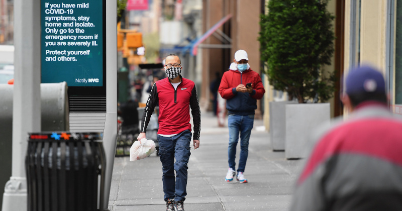 CDC Guidance on Face Masks Coming Within Days