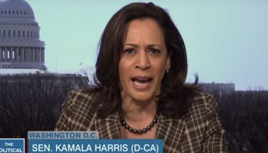 'We Don't Want a Drug Pusher for President': Kamala Harris Blasts Trump For Bringing Attention To Hydroxycholoroquine