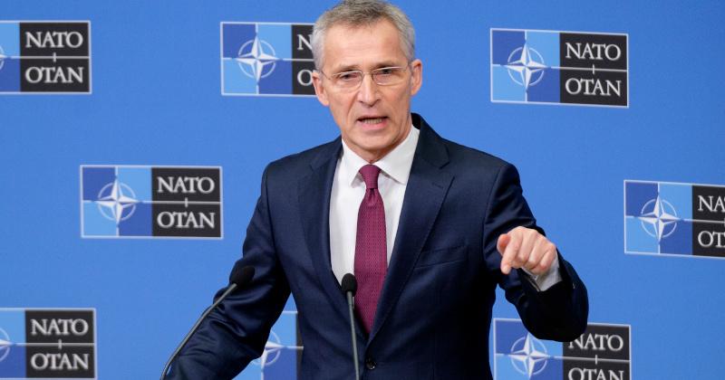 NATO Chief Says Alliance Must Fight Coronavirus 'Disinformation'