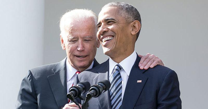 Obama Endorses Creepy Joe Biden For President