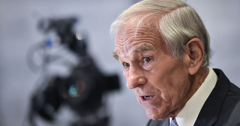 Ron Paul to Trump: End the Shutdown; It's Time for Resurrection!