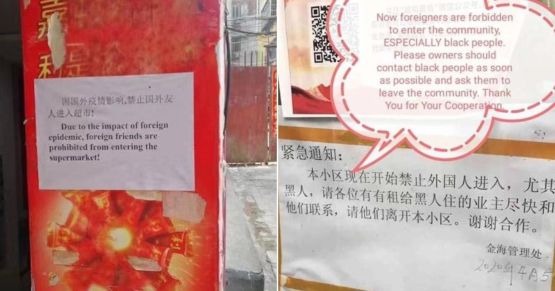 China Denies Discriminating Against 'African Brothers' Amid Coronavirus Crackdown