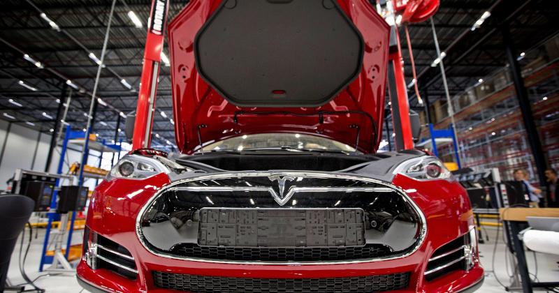 Tesla Furloughs Majority of Workers, Cuts Employee Pay